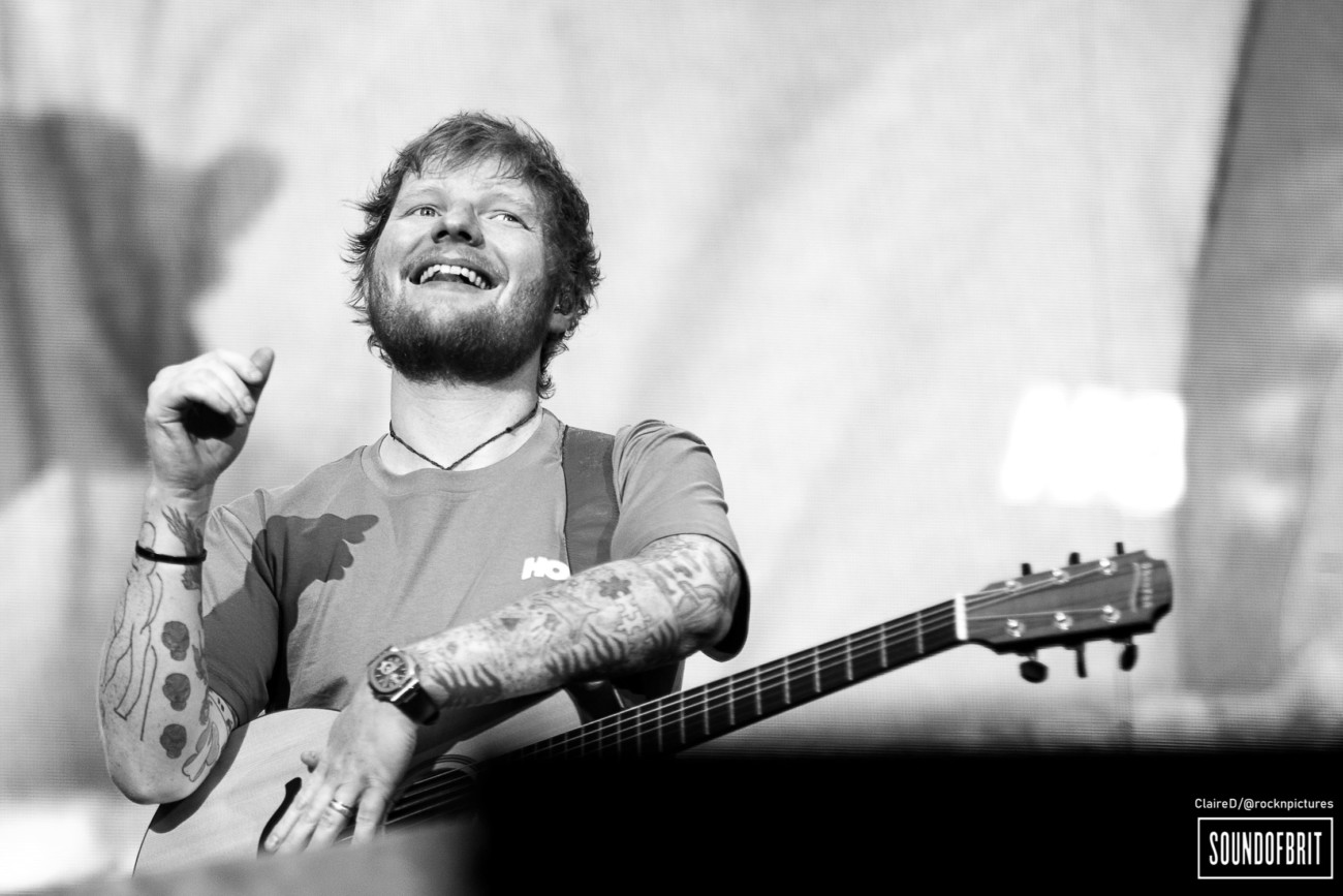 Ed Sheeran @ Groupama Stadium