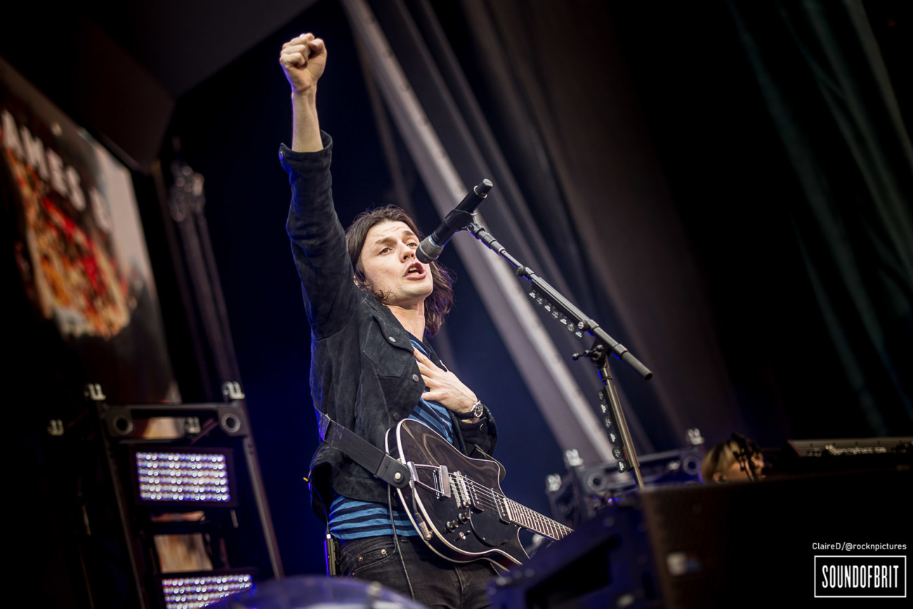James Bay @ Groupama Stadium