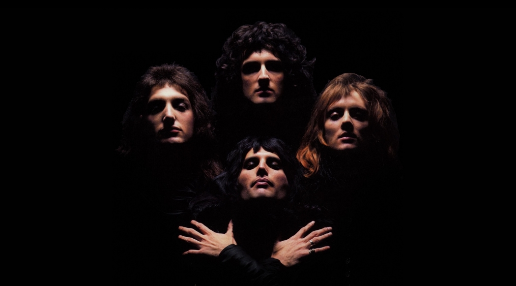 Le premier plan de Bohemian Rhapsody