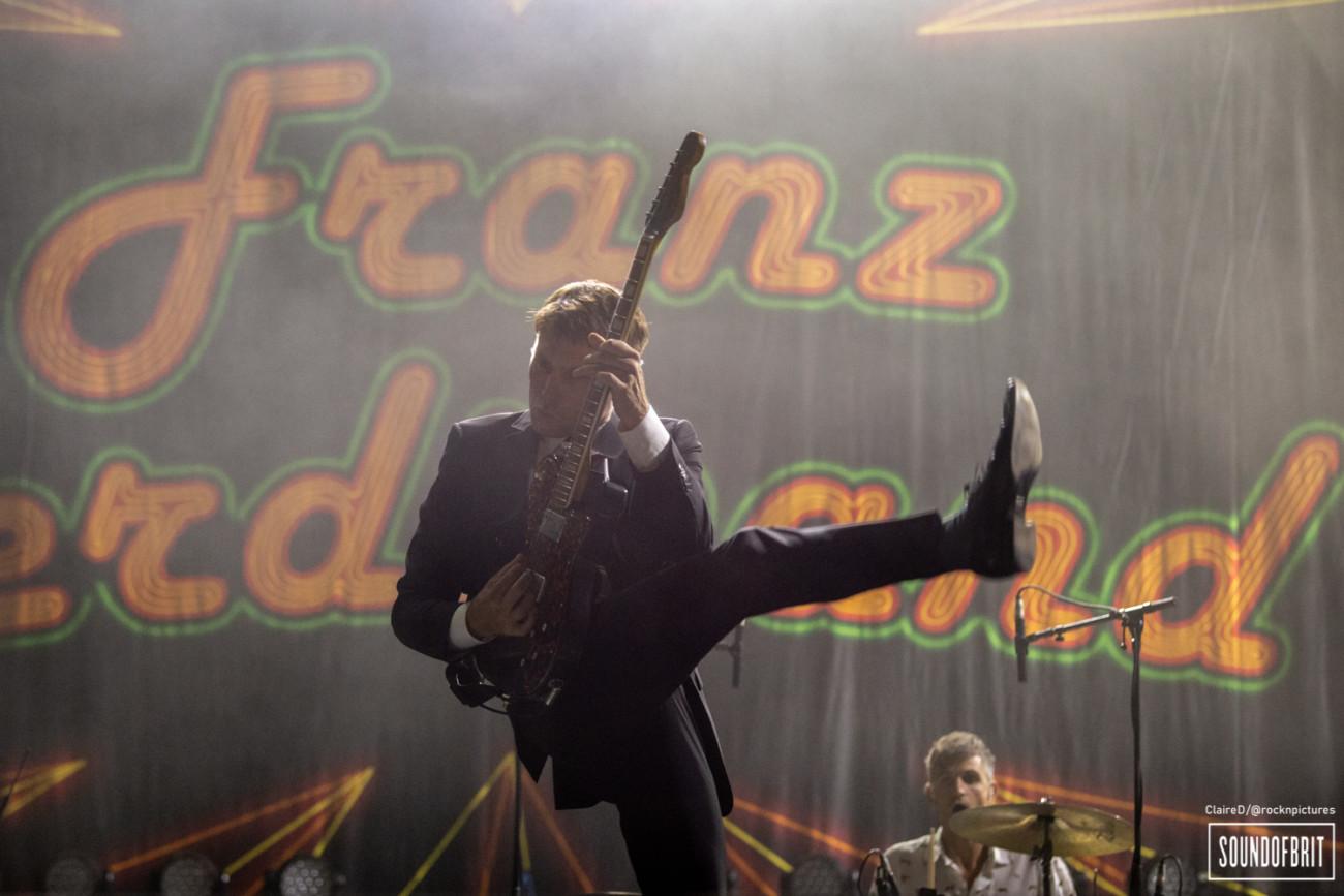 Franz Ferdinand @ Musilac 2019