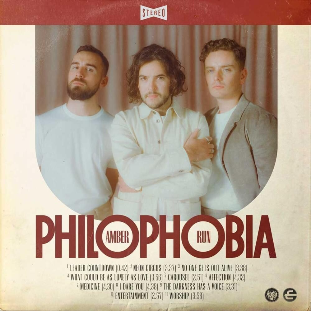 Amber Run - Philophobia
