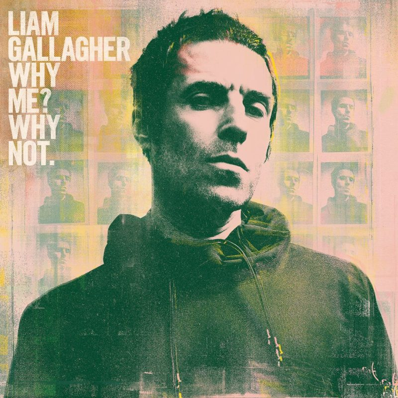 Why Me? Why Not (Liam Gallagher) cover