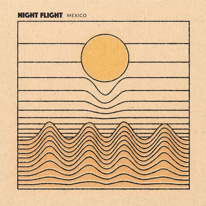 Night Flight - Mexico
