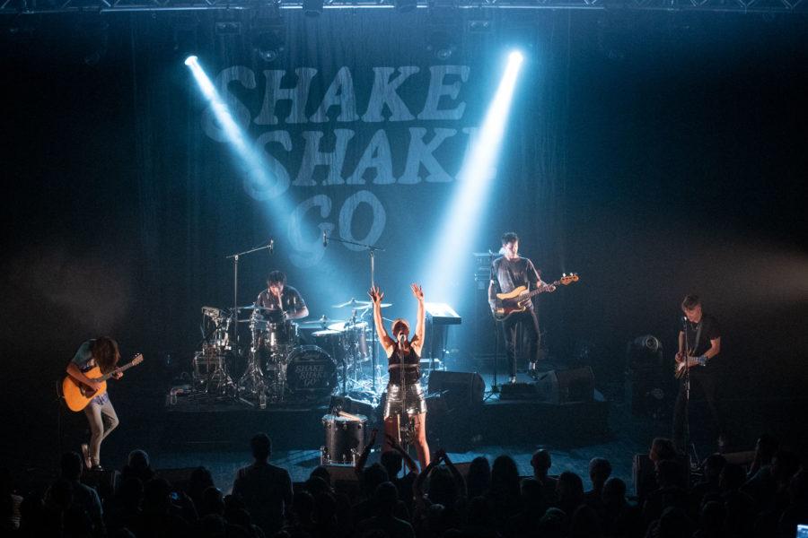 Shake Shake Go @ La Source (Fontaine)