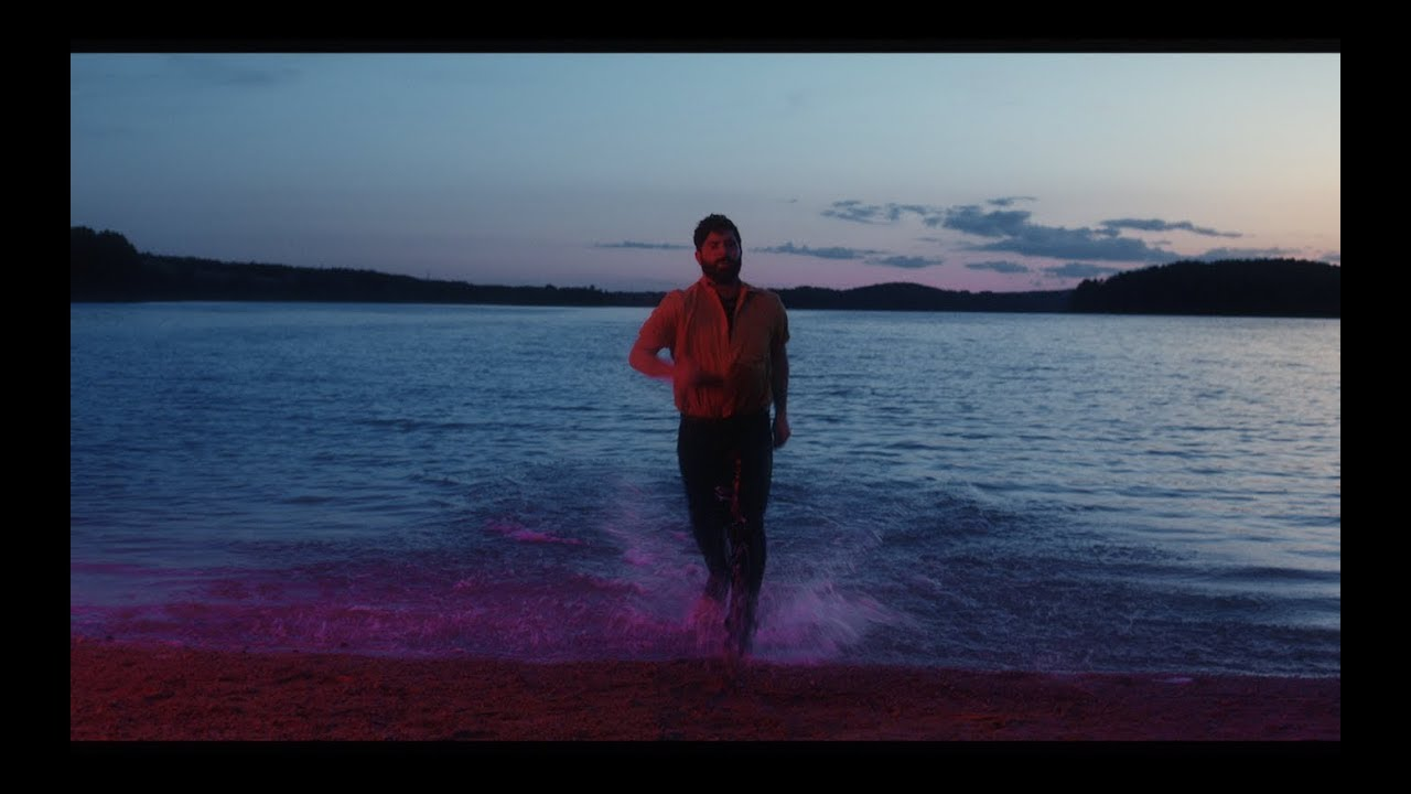 Capture d'écran du clip The Runner de Foals