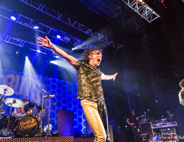 The Struts au Trianon, Paris, le 24 octobre 2019