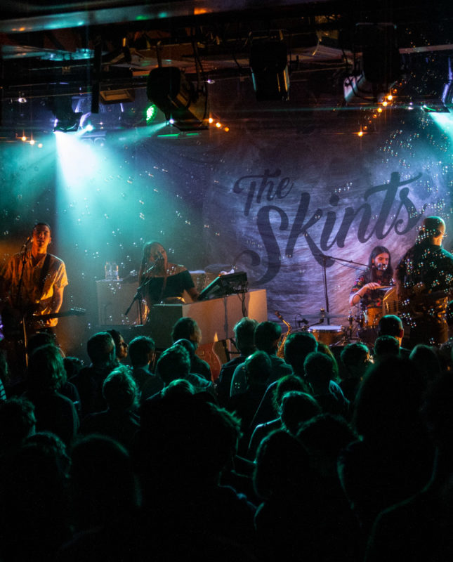 The Skints @ La Maroquinerie