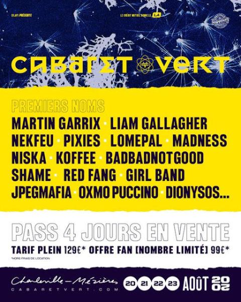 Cabaret Vert 2020