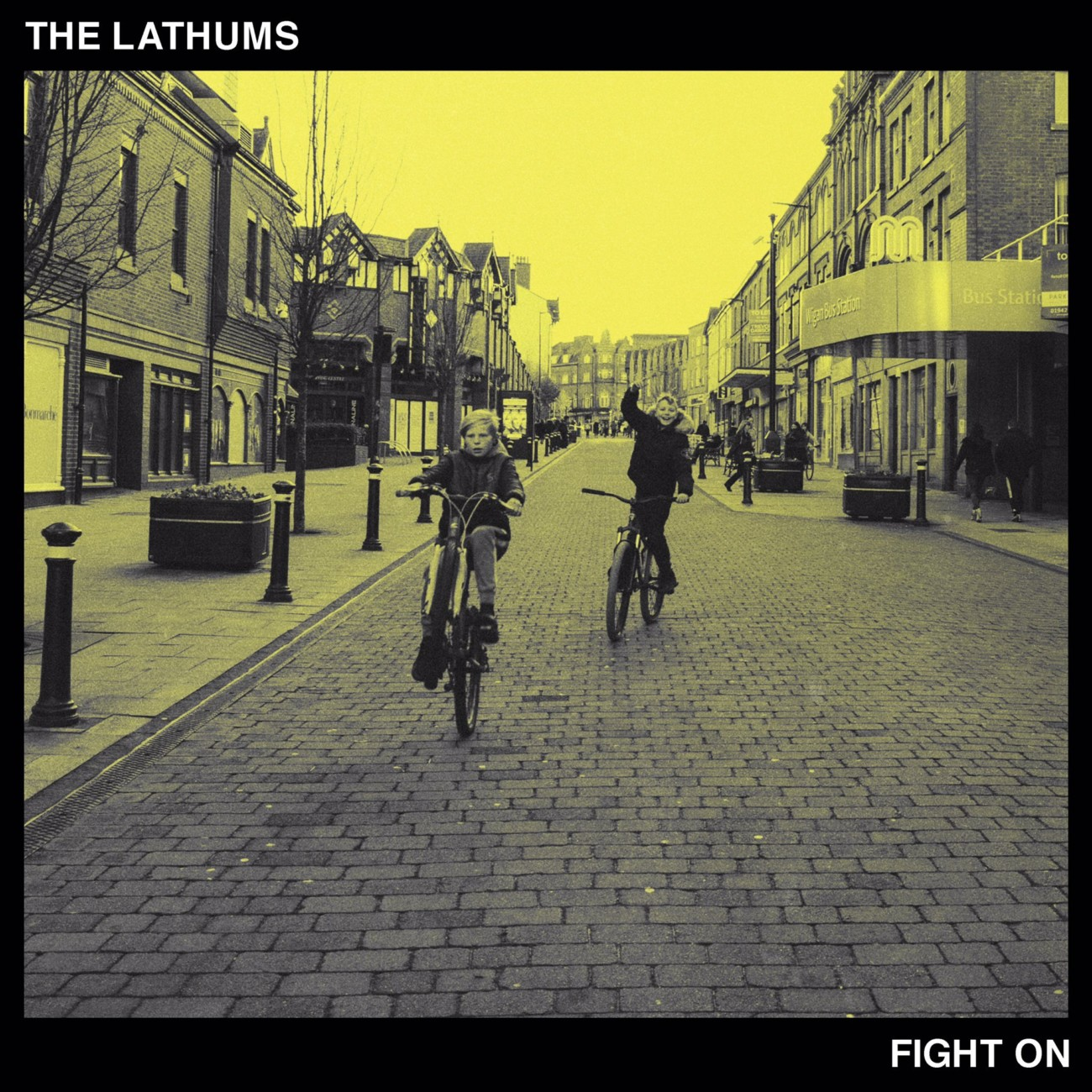 Fight On, deuxième single de The Lathums
