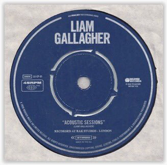 Acoustic Sessions - Liam Gallagher