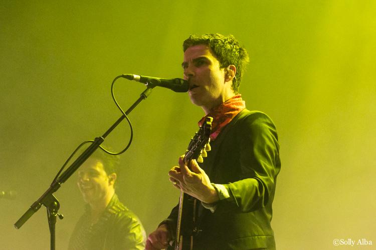 Stereophonics à L'Olympia, Paris, le 28 Janvier 2020
