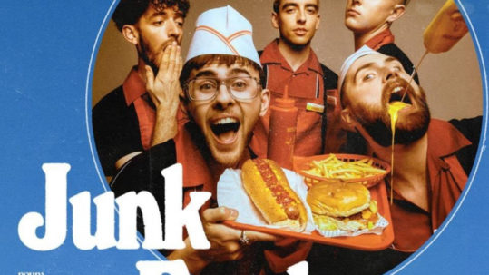 Junk Food d'Easy Life (jaquette)