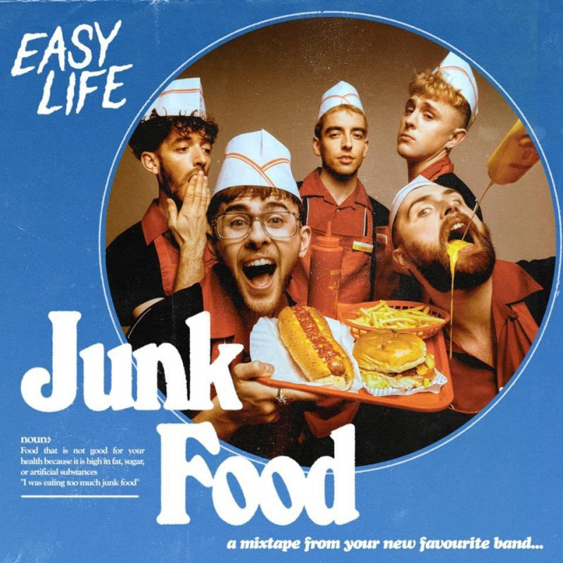 Junk Food d'Easy Life (jaquette)
