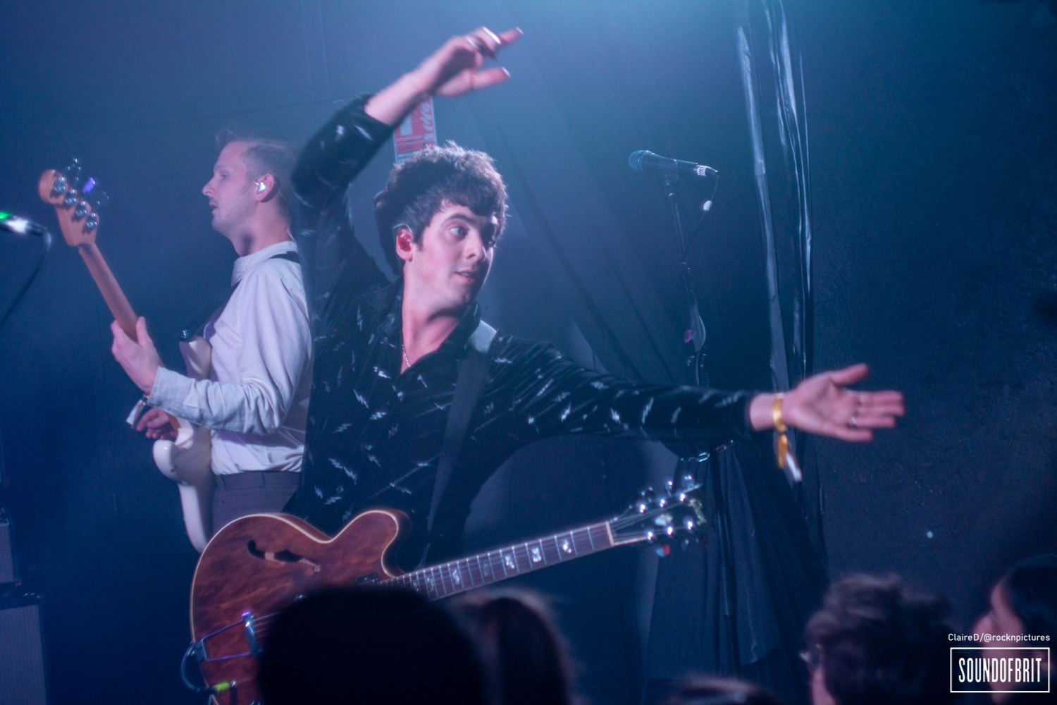 Circa Waves @ Le Badaboum