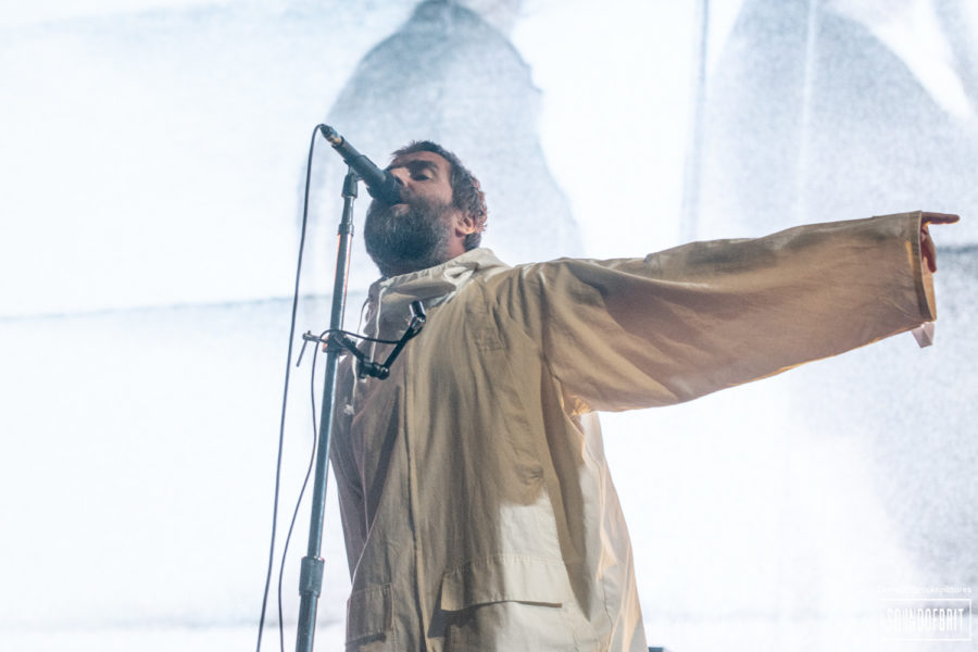 Liam Gallagher @ Le Zenith