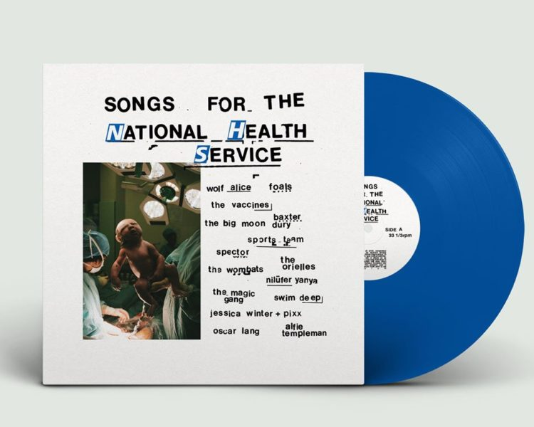 Songs for the National Health Service - NHS