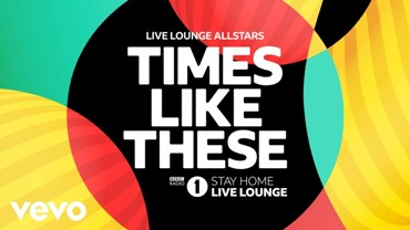 Times Like These (Foo Fighters) - Live Lounge Allstars