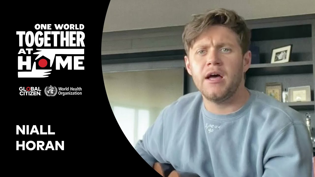 Niall Horan pour One World Together At Home