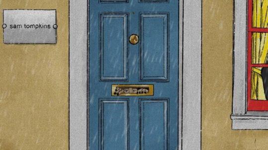 Sam Tompkins - isolation diaries