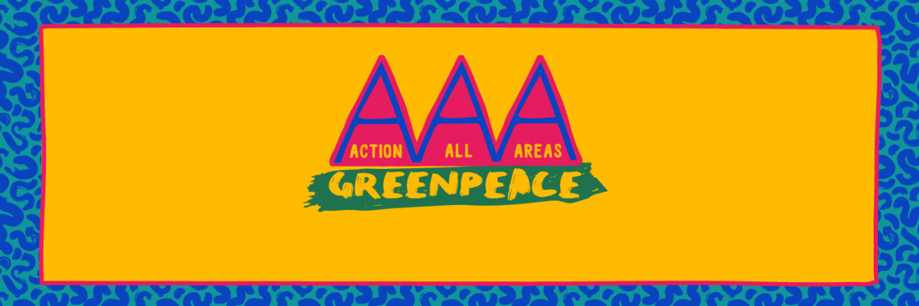 Greenpeace Action All Areas