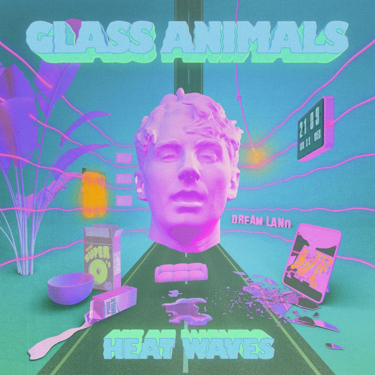 Dave en 3D, Heat Waves de Glass Animals