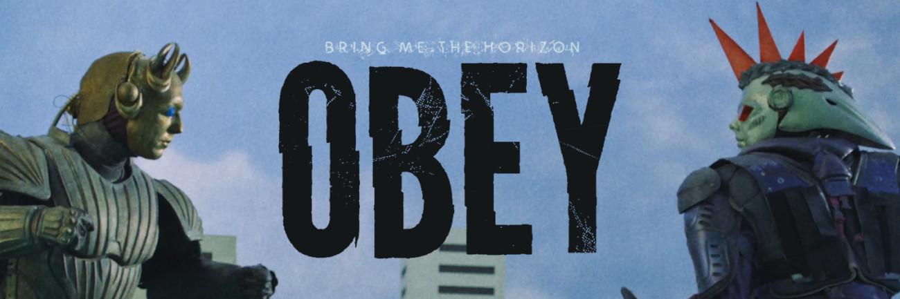 BMTH Yungblud Obey