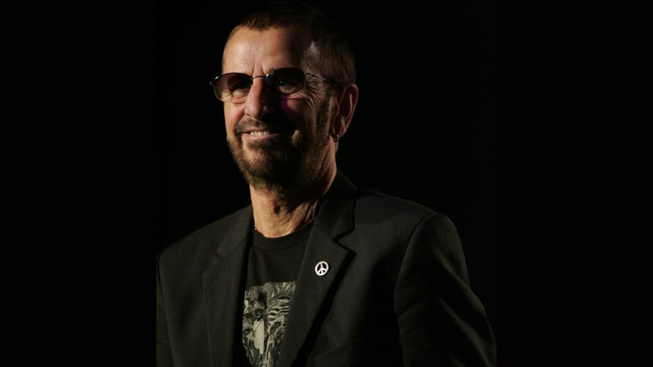 Ringo Starr par Eva Rinaldi