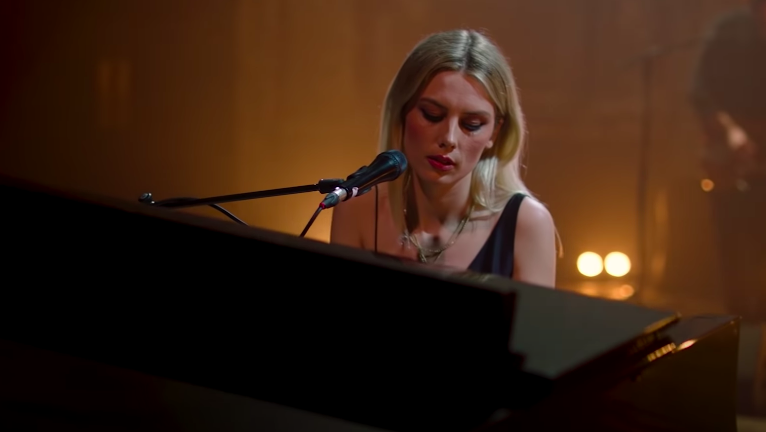 Capture d'écran Wolf Alice pour Jools Holland