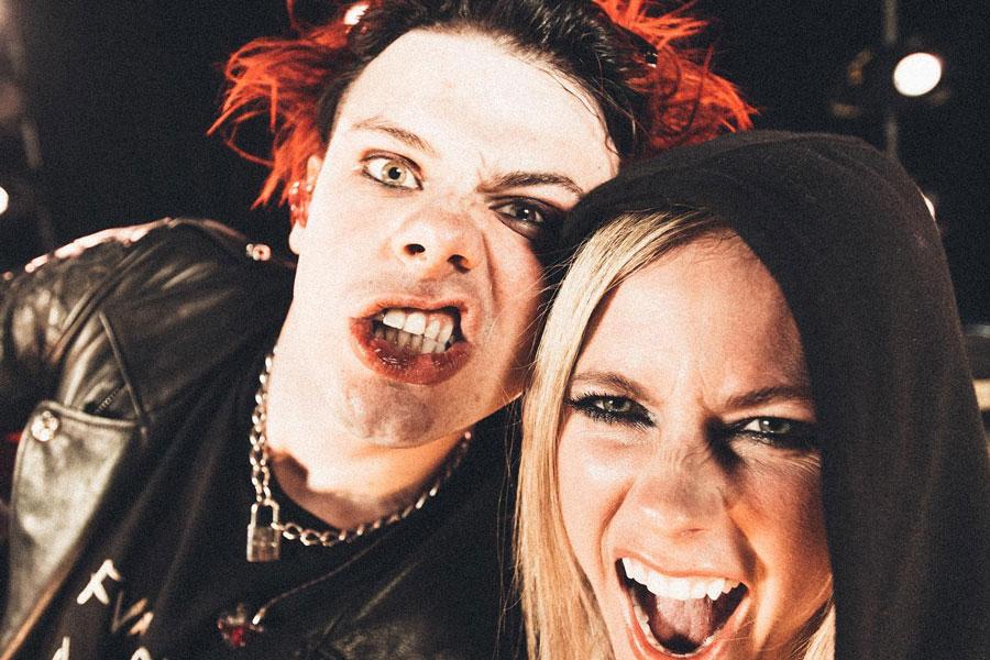 Yungblud Avril Lavigne