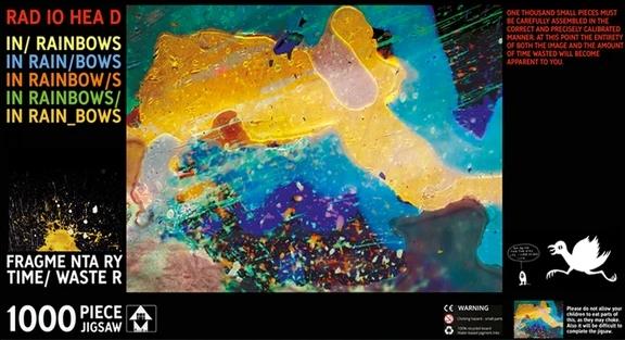 Photo du puzzle In Rainbows de Radiohead