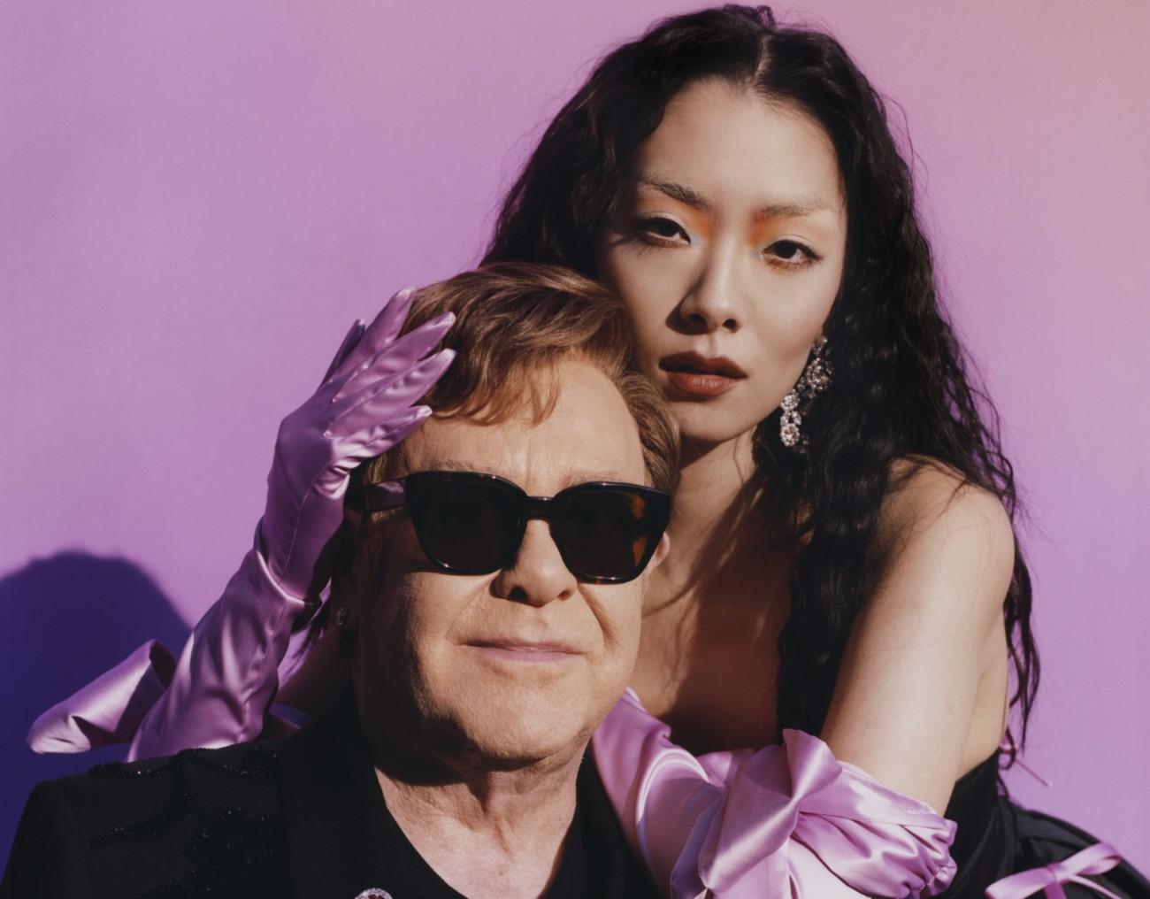 Rina Sawayama et Elton John