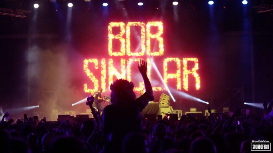 Festival Delta Bob Sinclar